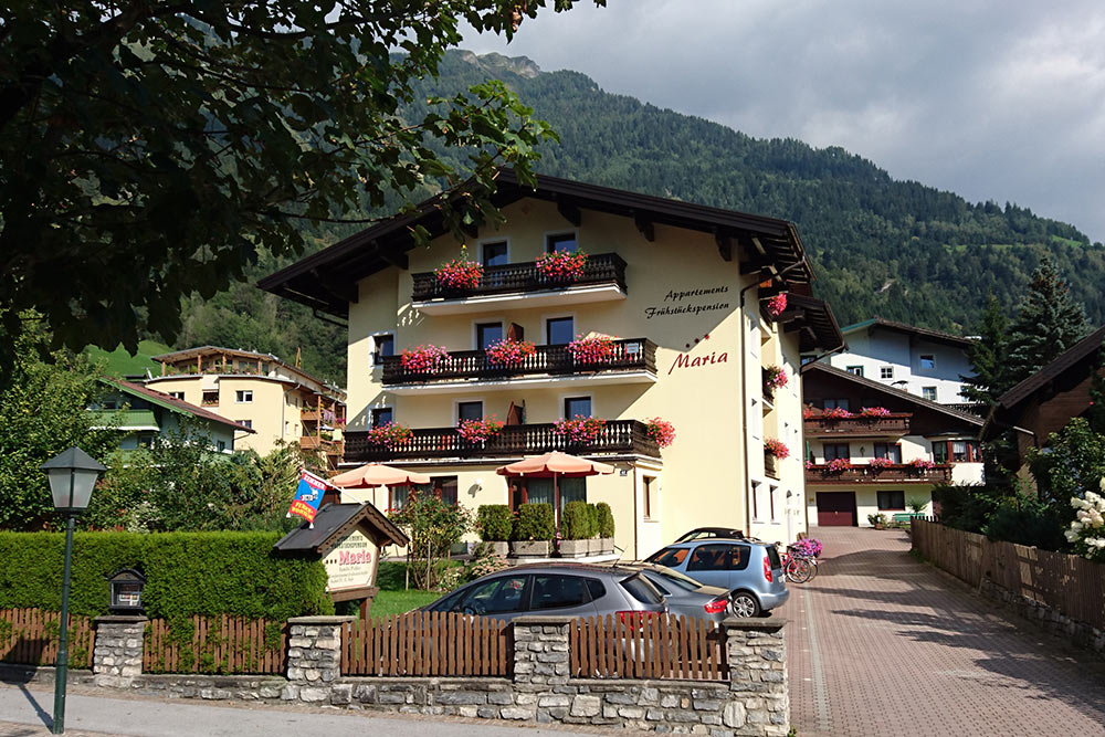 bed and breakfast bad hofgastein